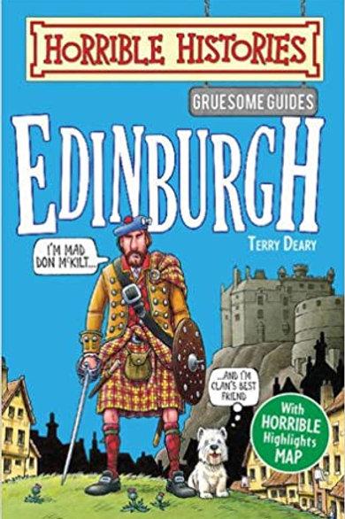 Horrible Histories Gruesome Guides - Edinburgh