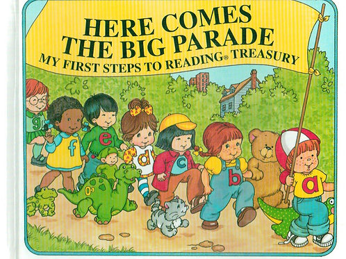 Here Comes The Big Parade - My First Steps to Reading
