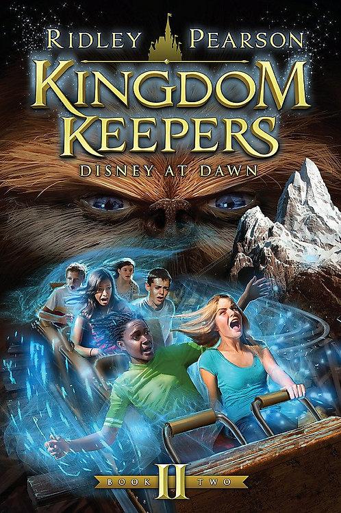 Kingdom Keepers (Book 2) - Disney at Dawn
