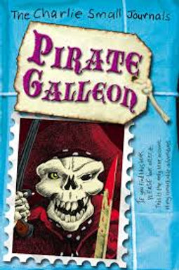 """The Charlie Small Journals """"Pirate Galleon"""""""