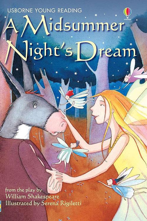 Usborne Young Reading - A Midsummer Night's Dream
