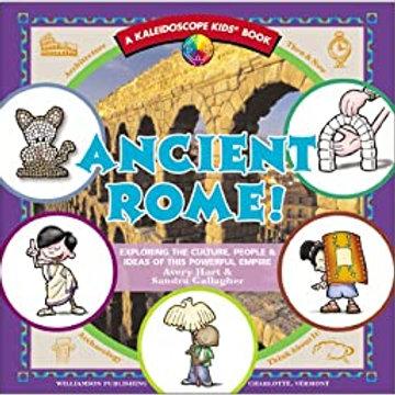 A Kaleidoscope Kids Book - Ancient Rome