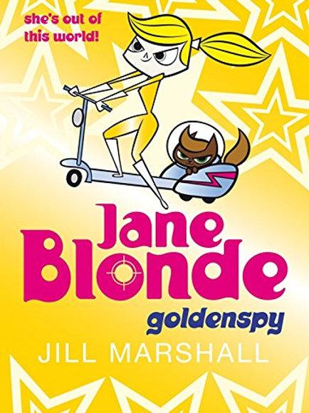 Jane Blonde - Goldenspy