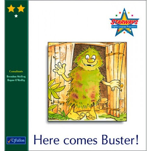 Here Comes Buster!
