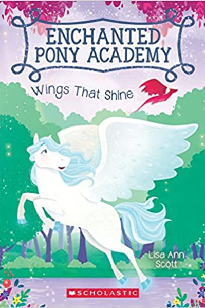 Enchanted Pony Academy - Wings that Shine
