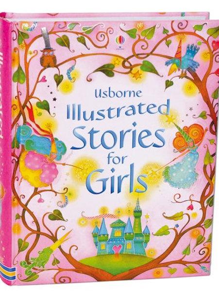 Usborne Illustrated Stories for Girls