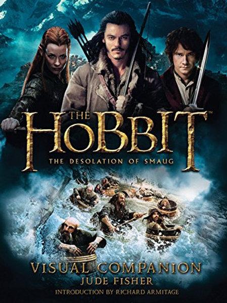 """The Hobbit """"The Desolation of Smaug"""" - Visual Companion"""