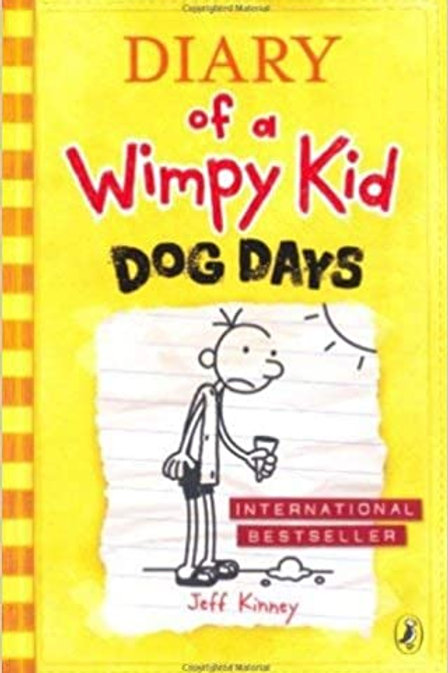 "Diary of a Wimpy Kid ""Dog Days"""