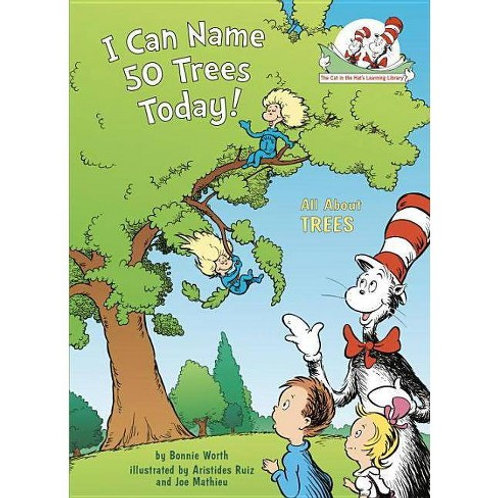"""The Cat in the Hat - """"I Can Name 50 Trees Today!"""""""