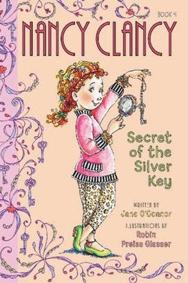 """Nancy Clancy """"Secret of the Silver Key"""""""