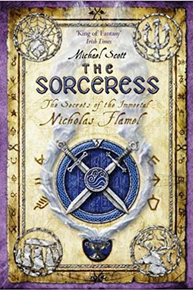 The Sorceress - The Secret of the Immortal Nicholas Flamel