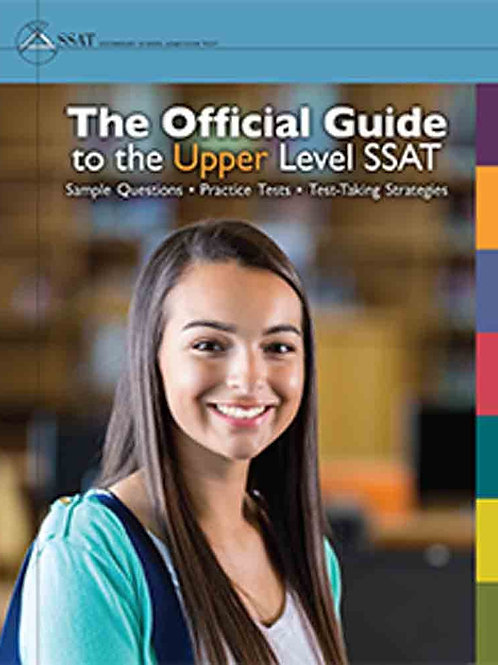 The Official Guide to the Upper Level SSAT