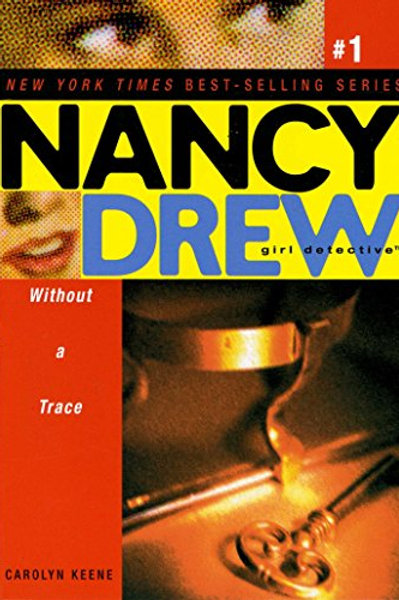 """Nancy Drew """"Girl Detective Without a Trace"""""""