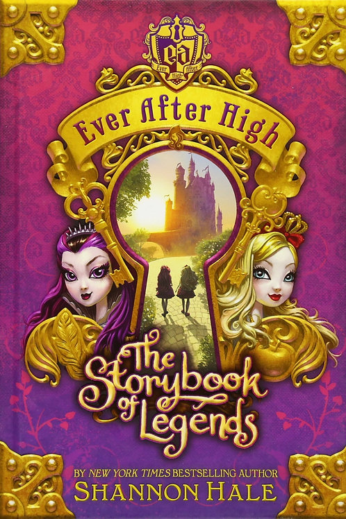 """Ever After High """"The Storybook of Legends"""""""