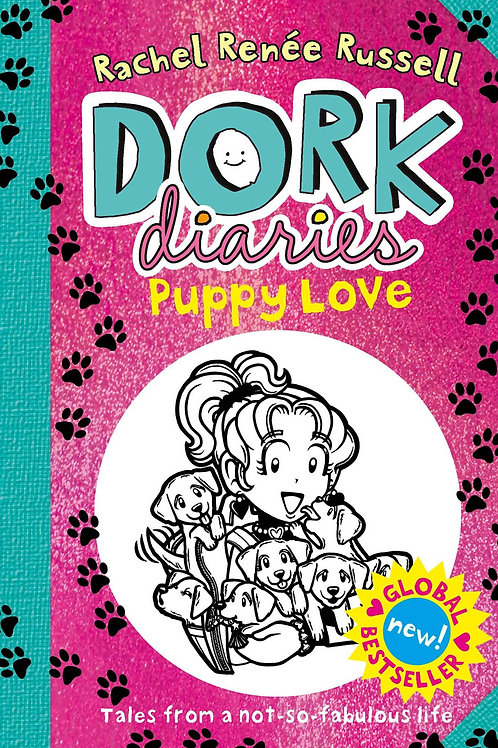 "Dork Diaries "" Puppy Love"""
