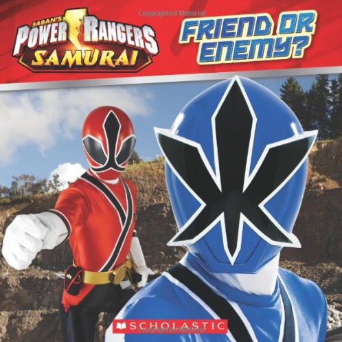 Power Rangers Samurai - Friend or Enemy