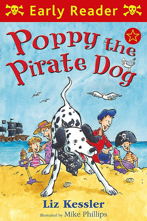 Early Reader - Poppy the Pirate Dog