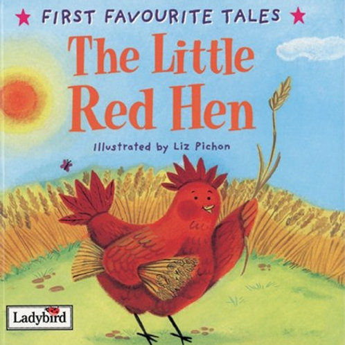 "First Favorite Tales ""The Little Red Hen"""