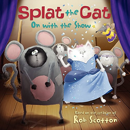 Splat the Cat On with the Show