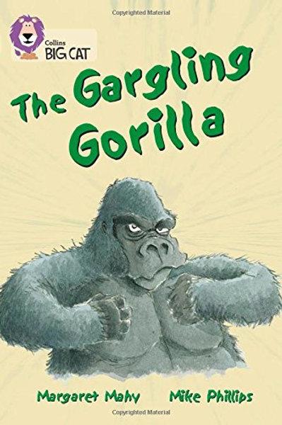 Collins Big Cat Reading Lions - The Gargling Gorilla
