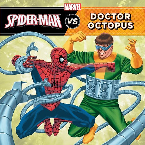Marvel - The Amazing Spider-Man Vs. Doctor Octopus