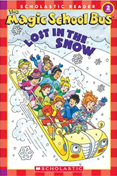 "The Magic School Bus ""Lost in the Snow"""
