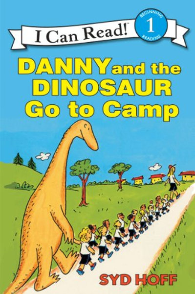 I Can Read (Level 1) - Danny and the Dinosaur Go to Camp