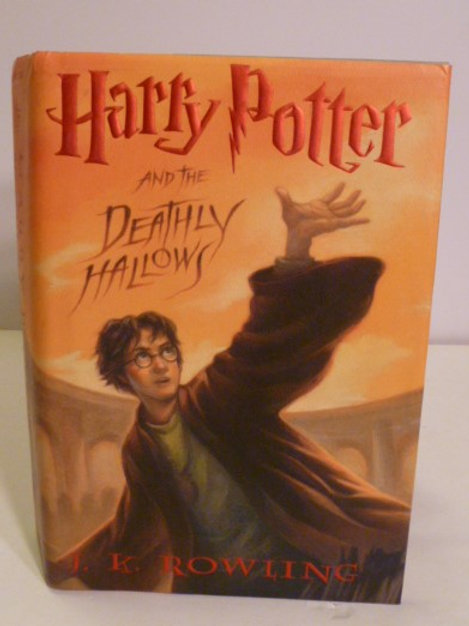 Harry Potter and the Dealthy Hallows