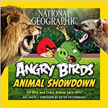 National Geographic - Angry Birds Animal Showdown