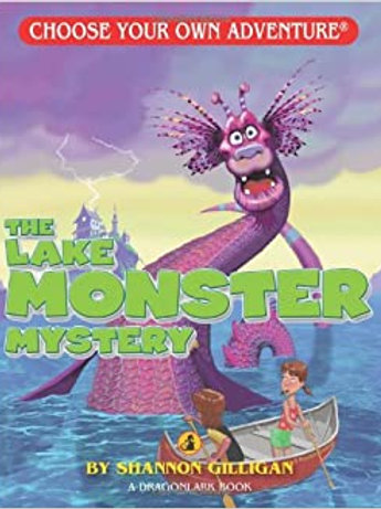 Choose Your Own Adventure - The Lake Monster Mystery