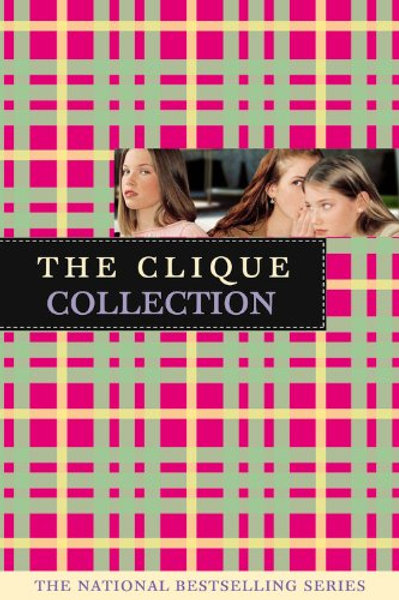 The Clique Collection (Box set includes 3 books)