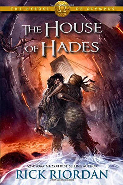 """The Heroes of Olympus """"The House of Hades"""""""