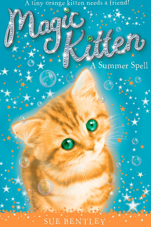 Magic Kitten - A Summer Spell