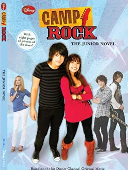 Camp Rock (The Junior Novel)