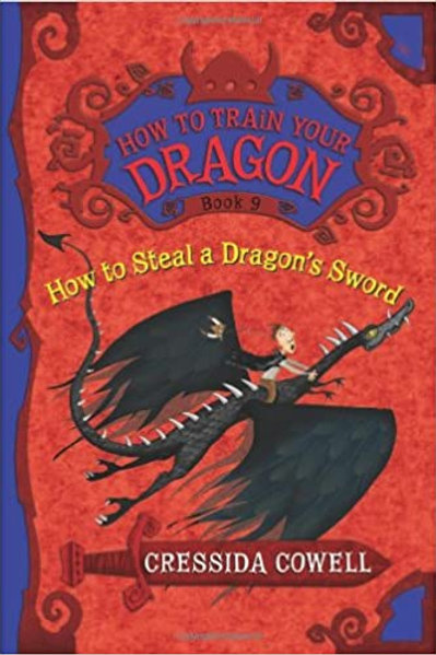 How to Train Your Dragon (Book 9) - How to Steal A Dragon's Sword