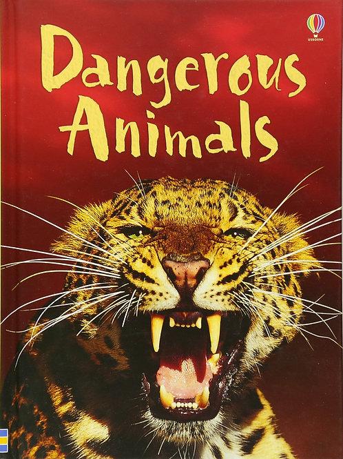 Usborne - Dangerous Animals