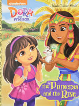 Dora and Friends - The princess and the Ring