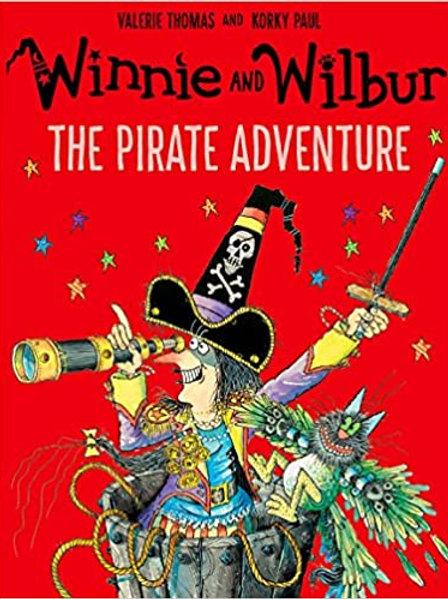 Winnie and Wilbur - The Pirate Adventure