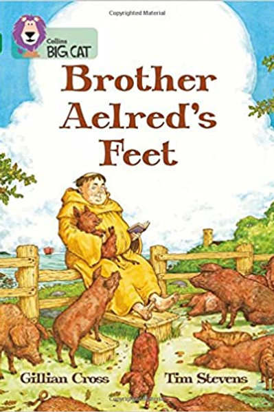 Collins Big Cat Reading Lions - Brother Aelred's Feet