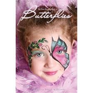 The Face Painting Book of Butterflies