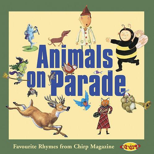 Animals on Parade