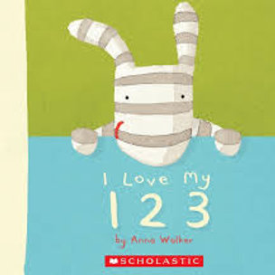 I Love My 1 2 3