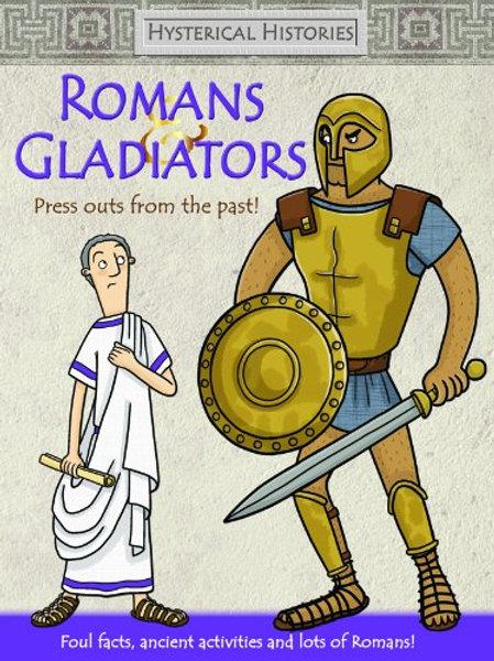 "Hysterical Histories - ""Roman Gladiators"""