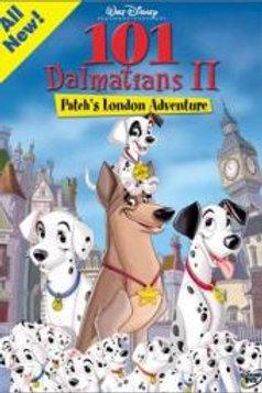 101 Dalmations - Patch's London Adventure