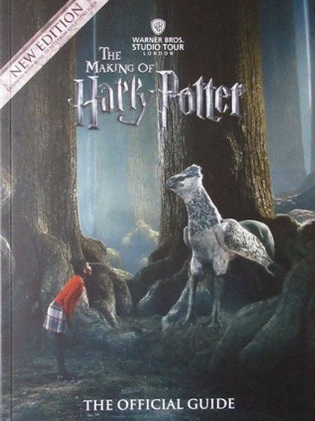 The Making of Harry Potter - The Official Guide