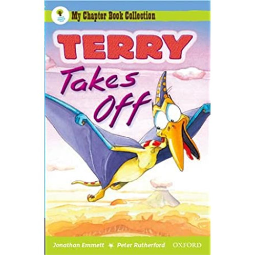 My Chapter Book Collection - Terry Takes Off