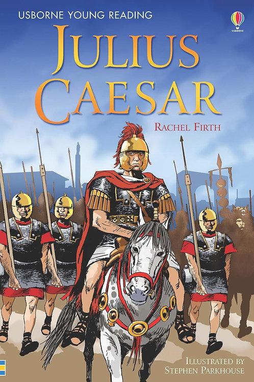 """Usborne Young Reading """"Julius Caesar"""""""