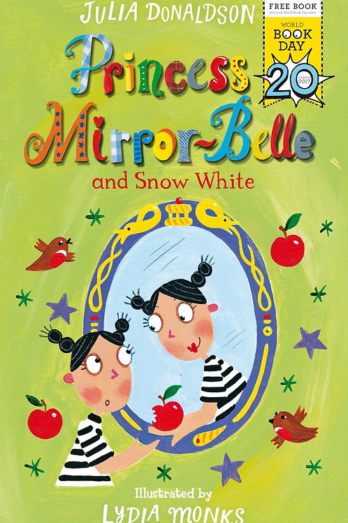 Princess Mirror -Belle and Snow White
