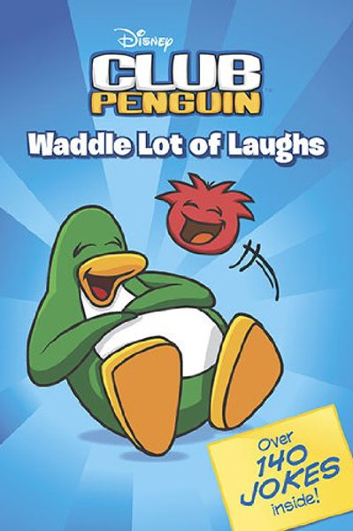 Club Penguin - Waddle Lot of Laughs