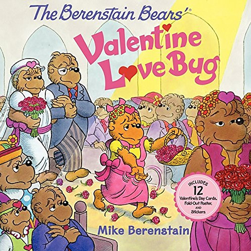 "The Berenstain Bears ""Valentine Love Bug"""